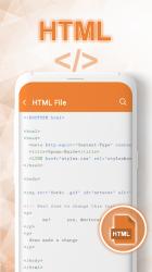 Captura 8 de lector de todos los documentos: visor de documento para android