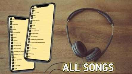 Screenshot 2 de XxX Tentacion - Music Favorite para android