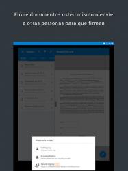 Imágen 10 de SignEasy   Firma y completa PDF y otros documentos para android