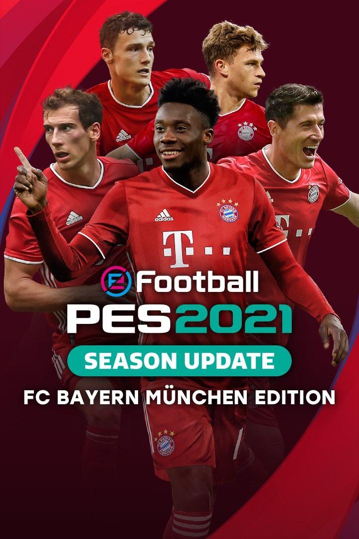 descargar efootball pes 2021 season update fc bayern