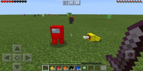 Captura de Pantalla 3 de Among Us Map for Minecraft para android