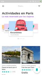 Imágen 3 de Paris Guía de viaje offline para android