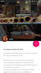 Imágen 6 de Paris Guía de viaje offline para android