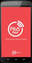 Captura de Pantalla 2 de Aló Taxi Cliente para android