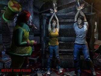 Captura de Pantalla 9 de Horror Game - Creepy Clown Survival para android