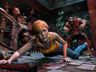 Captura 11 de Horror Game - Creepy Clown Survival para android
