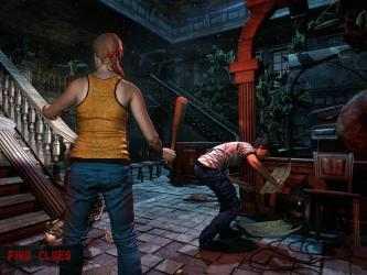 Captura de Pantalla 12 de Horror Game - Creepy Clown Survival para android