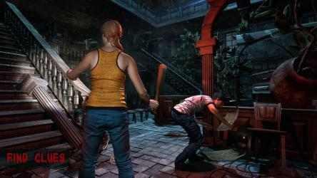 Captura de Pantalla 7 de Horror Game - Creepy Clown Survival para android