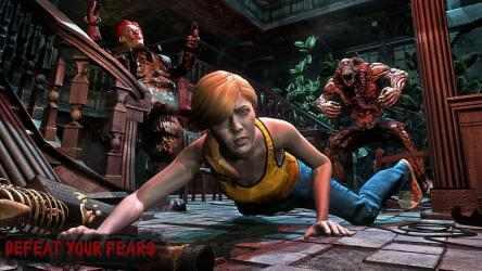 Captura de Pantalla 6 de Horror Game - Creepy Clown Survival para android