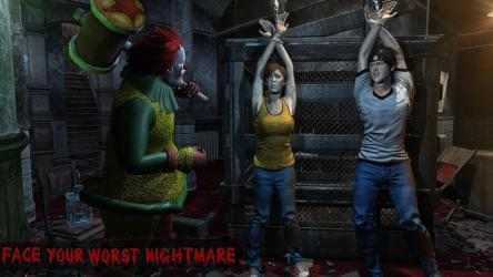 Imágen 2 de Horror Game - Creepy Clown Survival para android