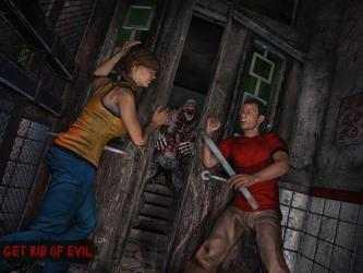 Captura 13 de Horror Game - Creepy Clown Survival para android