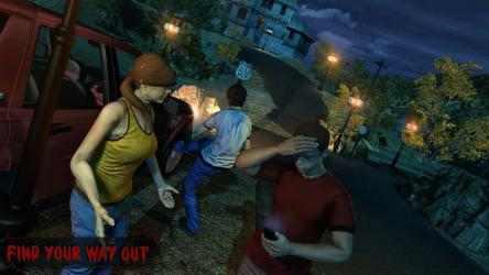 Captura 4 de Horror Game - Creepy Clown Survival para android