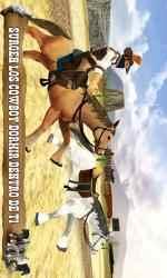Screenshot 7 de Cowboy Horse Riding Simulation para windows