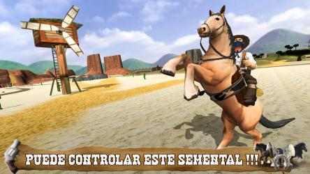 Captura de Pantalla 2 de Cowboy Horse Riding Simulation para windows