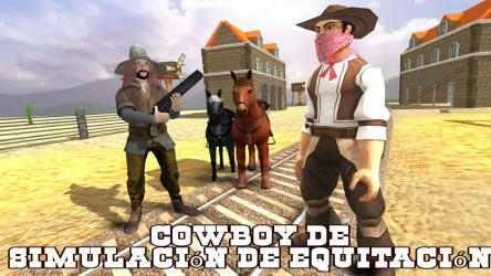 Captura 1 de Cowboy Horse Riding Simulation para windows