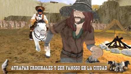 Captura de Pantalla 5 de Cowboy Horse Riding Simulation para windows