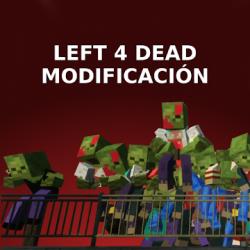 Screenshot 1 de Left 4 Dead Mod para Minecraft para android