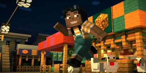 Captura 3 de Left 4 Dead Mod para Minecraft para android