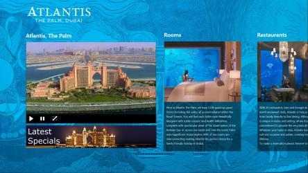 Captura de Pantalla 1 de Atlantis The Palm para windows