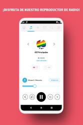 Screenshot 3 de Radio España - Radio FM España, Radios de España para android