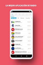 Captura 2 de Radio España - Radio FM España, Radios de España para android