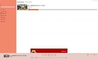 Screenshot 2 de descargar mp3 musica para windows