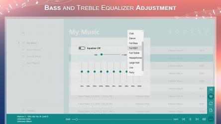 Imágen 2 de Music Player - MP3 Player, Audio Player para windows