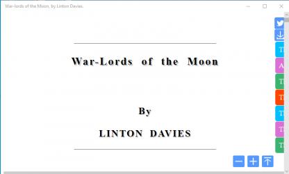 Imágen 7 de War-lords of the Moon para windows