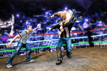 Screenshot 9 de revolución las estrellas lucha libre profesional para android