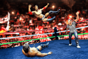 Imágen 8 de revolución las estrellas lucha libre profesional para android