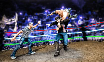 Imágen 5 de revolución las estrellas lucha libre profesional para android