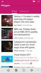 Captura 4 de Gaming News from Polygon - Games, Movies, Reviews para windows
