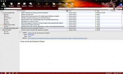 Screenshot 2 de SeaMonkey para mac