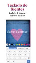 Captura 5 de Fonts Aa - Teclado de fuente y emoji para android