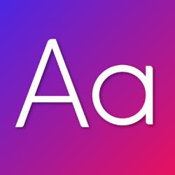 Imágen 1 de Fonts Aa - Teclado de fuente y emoji para android