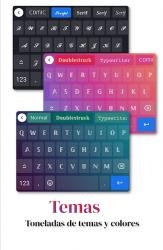 Captura de Pantalla 4 de Fonts Aa - Teclado de fuente y emoji para android
