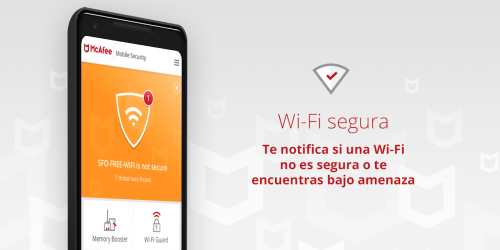Imágen 5 de Mobile Security: Wi-Fi segura con VPN y antirrobo para android