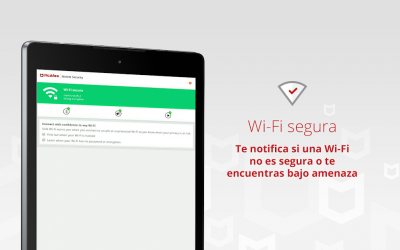 Captura 13 de Mobile Security: Wi-Fi segura con VPN y antirrobo para android