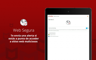Screenshot 14 de Mobile Security: Wi-Fi segura con VPN y antirrobo para android