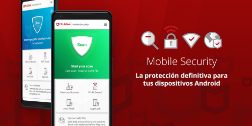 Captura 2 de Mobile Security: Wi-Fi segura con VPN y antirrobo para android
