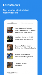 Captura 8 de Messenger para chat de video aleatorio, chat texto para android