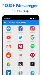 Imágen 2 de Messenger para chat de video aleatorio, chat texto para android