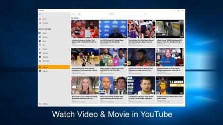 Screenshot 1 de FizzTube - YouTube Player para windows