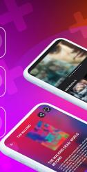 Captura de Pantalla 3 de CinePlus para android