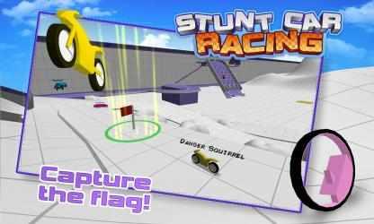 Captura de Pantalla 6 de Stunt Car Racing Free para windows