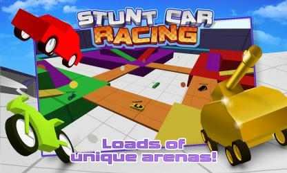 Captura de Pantalla 3 de Stunt Car Racing Free para windows