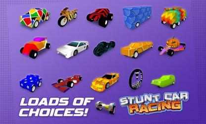 Captura de Pantalla 2 de Stunt Car Racing Free para windows