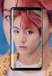 Screenshot 2 de Jungkook BTS Wallpaper Kpop para android