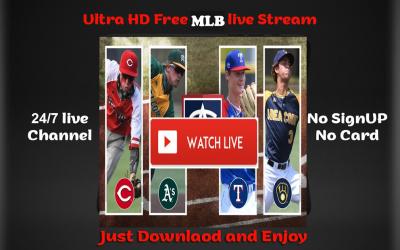 Imágen 3 de Watch Live Streams of MLB Free para android