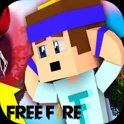 Captura 1 de Mod FREE FIRE for Minecraft para android